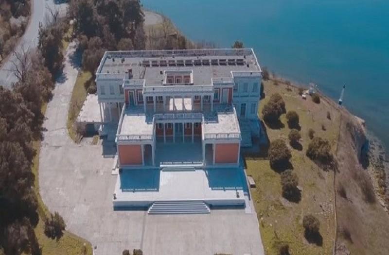 Θεσσαλονίκη: Drone πέταξε πάνω από το Παλατάκι! - Απίστευτες εικόνες!
