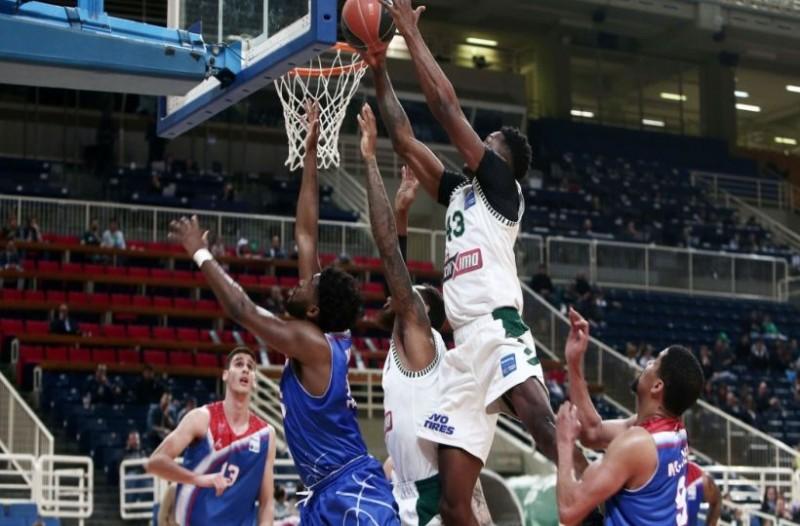 Basket League: Υπερθέαμα και έτοιμος για Μόσχα ο Παναθηναϊκός!