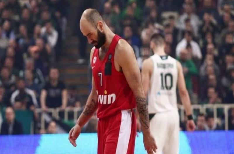 Basket League: Με νέο -6 τιμωρήθηκε ο Ολυμπιακός!