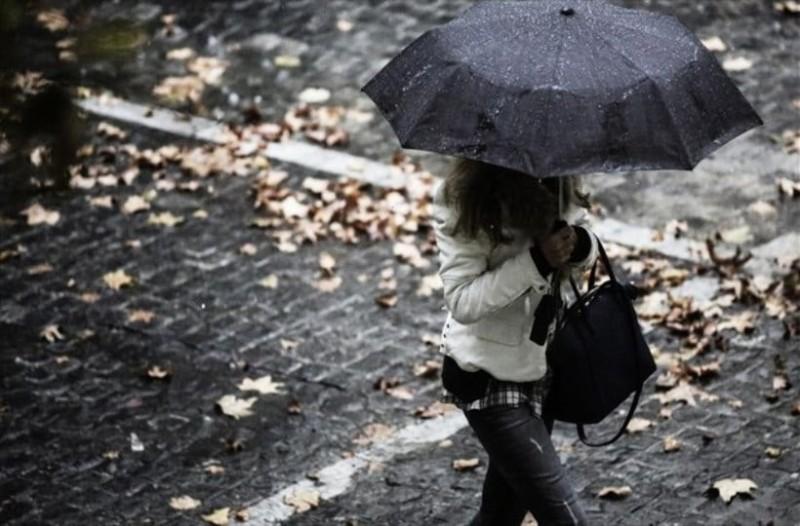 Καιρός: Χειμώνας από σήμερα,καταιγίδες άνεμοι κρύο χιόνι- Αναλυτική πρόγνωση!