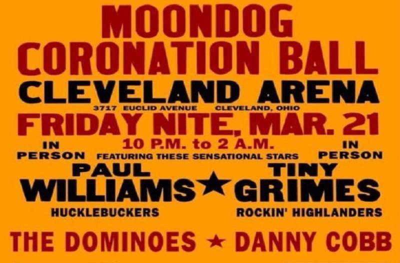 Σαν σήμερα 21 Μαρτίου διοργανώνεται η πρώτη ροκ συναυλία! - Ο Φριντ τόλμησε κι έγραψε ιστορία!
