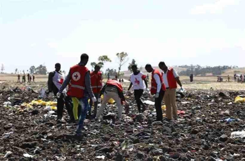 Συντριβή αεροσκάφους στην Αιθιοπία: Έλληνας σώθηκε από θαύμα!