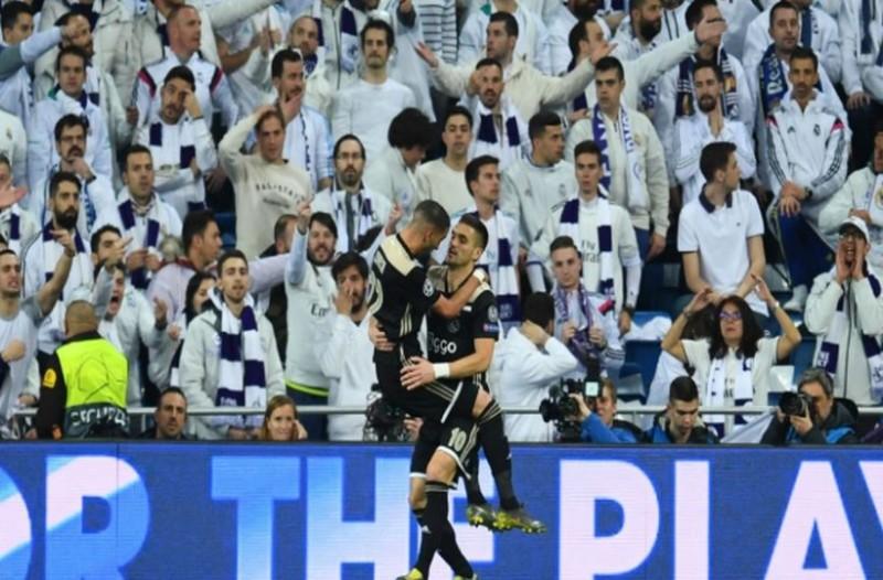 Champions League: Βόμβα μεγατόνων στην Μαδρίτη! Ο Άγιαξ έκανε την αποκαθήλωση της Ρεάλ με 4αρα!