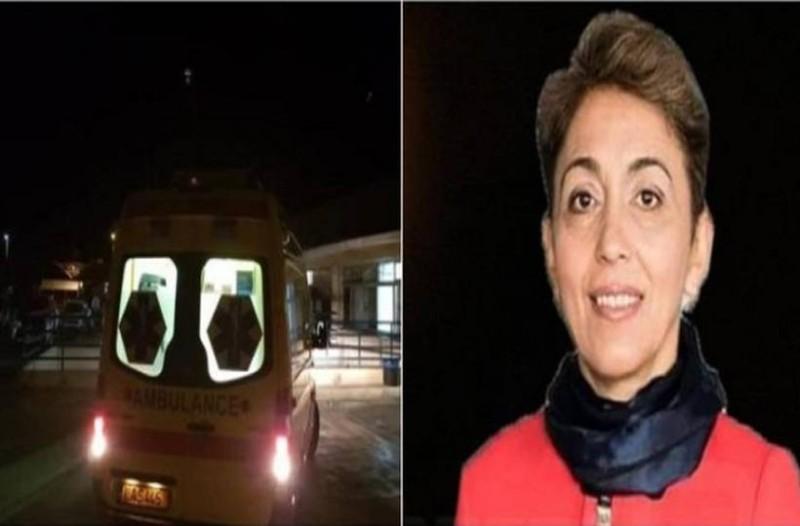Θλίψη για την Αλίνα Λοΐζου: Πήρε εξιτήριο από το νοσοκομείο και πέθανε στο σπίτι!