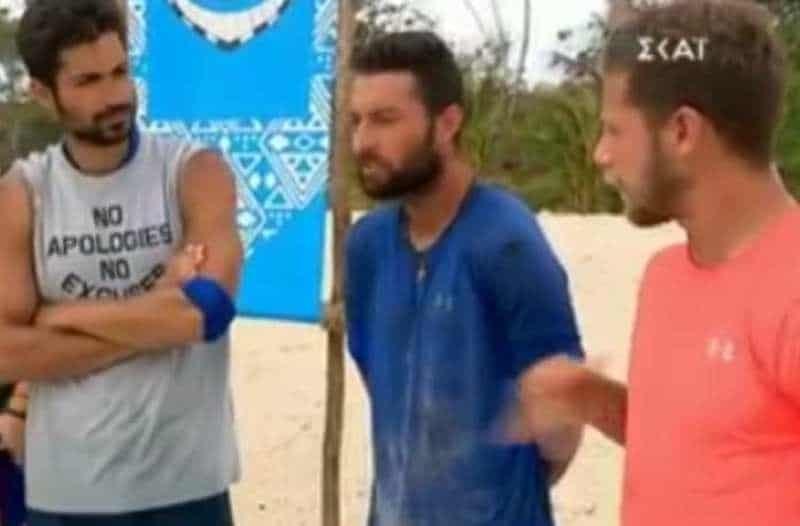 Survivor: Ένταση στην ελληνική ομάδα μετά την ήττα! «Αν το ξαναφέρει στην επιφάνεια θα γίνει χαμός» (βίντεο)