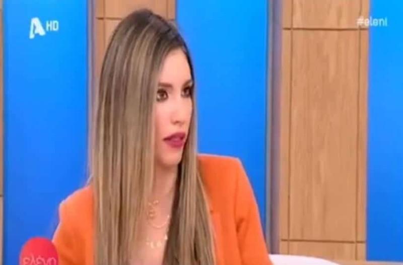 Αθηνά Οικονομάκου: Τι δήλωσε για τη δεύτερη εγκυμοσύνη της; (video)
