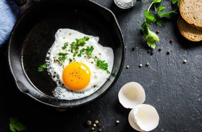 Το τέλειο τηγανητό αυγό!