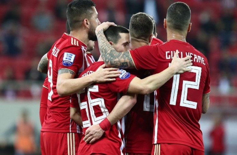 Super League: Ολυμπιακός - Άρης 4-1