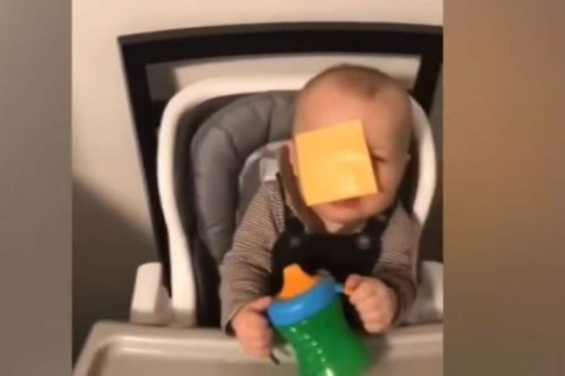 Cheese Challenge μωρά