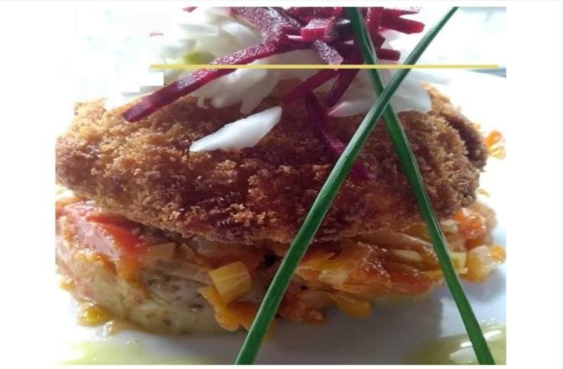 Για την εθνική επέτειο προτείνουμε Μπακαλιάρο με κρούστα Πάνκο από το   Beef n' Reef