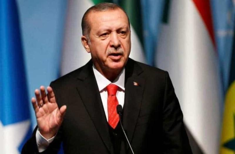 Ο Ερντογάν πήγε να ψηφίσει στις δημοτικές εκλογές! (Photo)