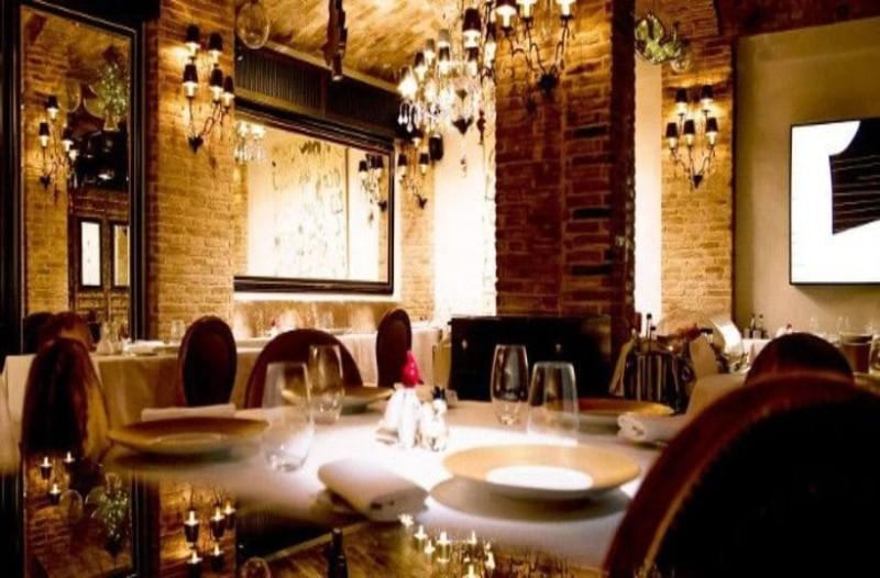 Ραντεβού εστιατόριο στο Δελχί