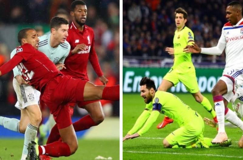 Champions League: Ντερμπάρα στο Μόναχο, ματς με φαβορί στην Βαρκελώνη!