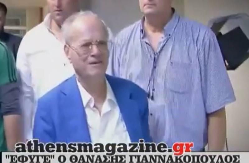 Αυτός ήταν ο Θανάσης Γιαννακόπουλος: Ανατριχιαστικό αφιέρωμα!