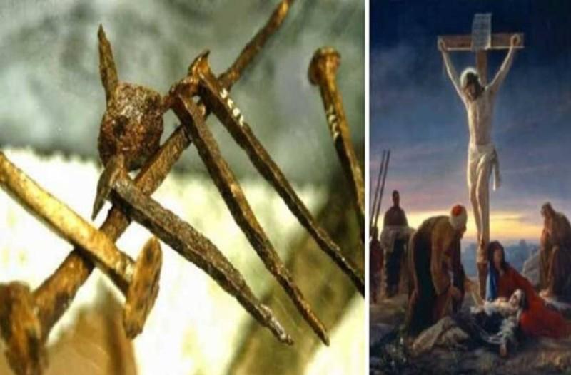 Ιησούς Χριστός: Σε ποια χώρα βρίσκονται τα Ιερά καρφιά της Σταύρωσής του; Απίστευτη αποκάλυψη!