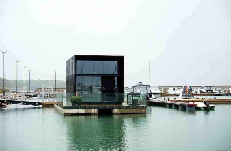 Το σπίτι του μέλλοντος που επιπλέει στο νερό!