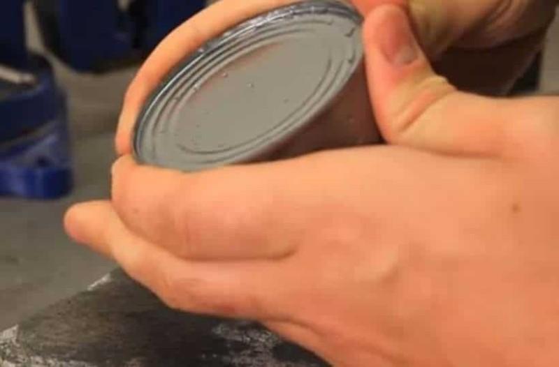 Μήπως γνωρίζετε ποιο είναι το κόλπο για να ανοίγετε εύκολα τις κονσέρβες;