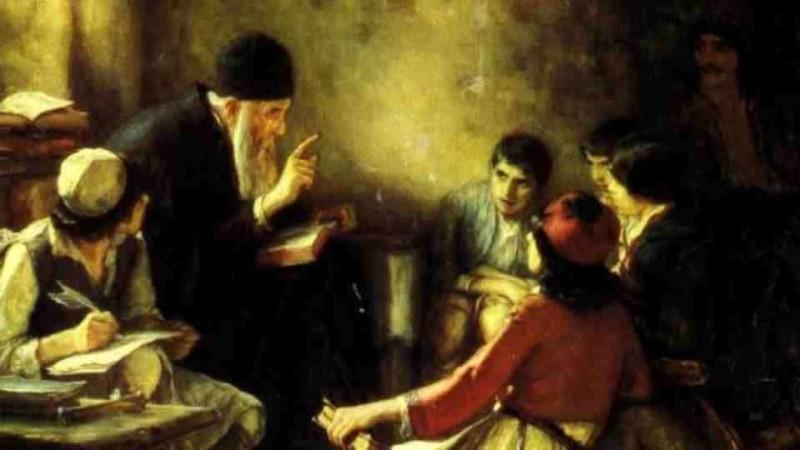 Επανάσταση 1821: Ο περίφημος πίνακας το ''Κρυφό Σχολειό''  σε ποιον πουλήθηκε και για ποσά χρήματα;