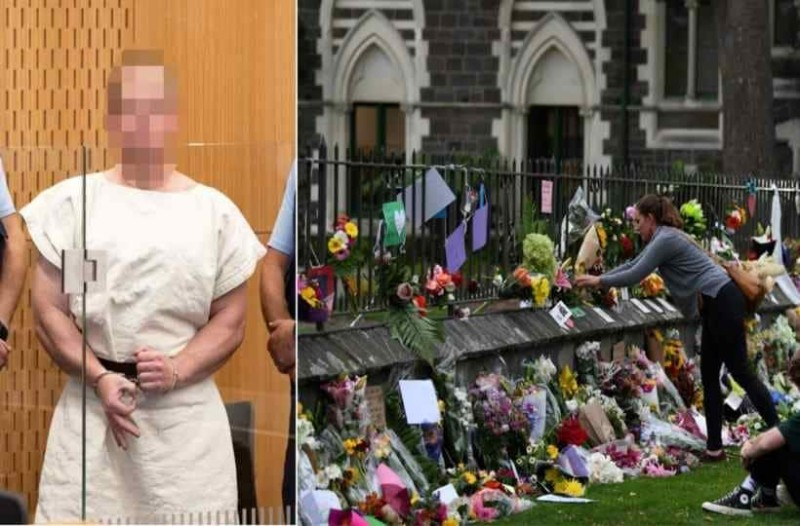 Μακελειό στη Νέα Ζηλανδία : Απαθής ο μακελάρης μπροστά στους δικαστές!