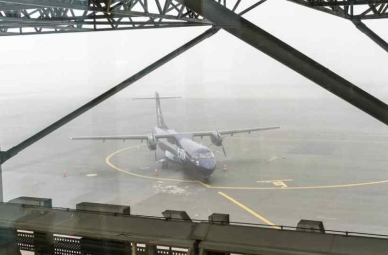 Θεσσαλονίκη: Kαθυστέρηση στις πτήσεις -Ομίχλη σκέπασε το αεροδρόμιο «Μακεδονία»