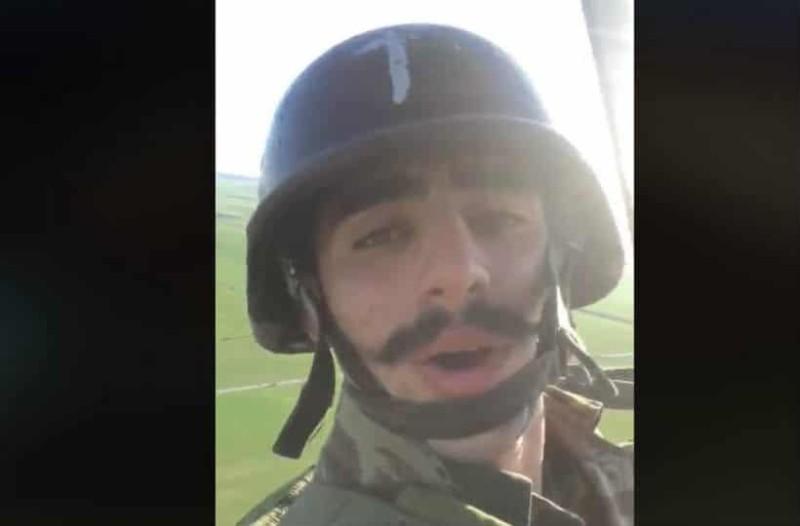 Μανώλης Μπούχλης: ΕΔΕ στον αλεξιπτωτιστή που τραγούδησε το