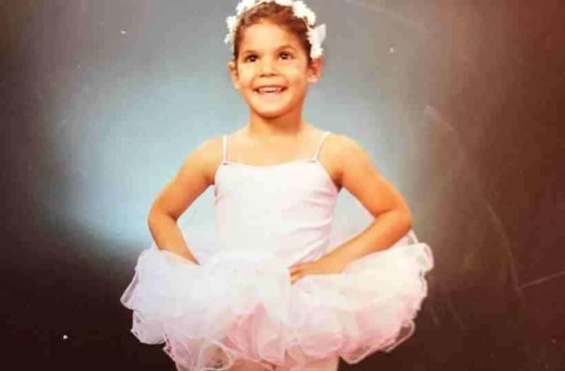 Ποια είναι η μικρη μπαλαρίνα  Κι ομως είναι γνωστή ηθοποιός ... e9b0dae3b87