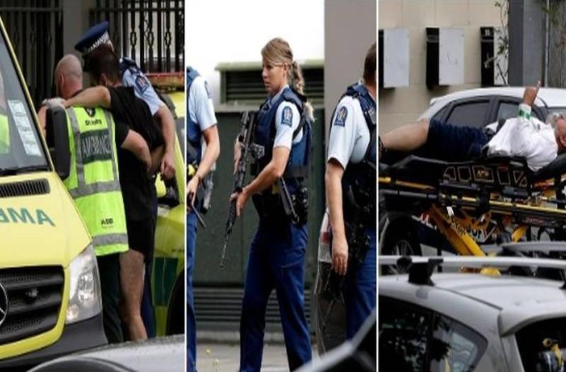 Μακελειό στην Νέα Ζηλανδία: 2 τρομοκρατικές επιθέσεις σε τζαμιά! 27 νεκροί