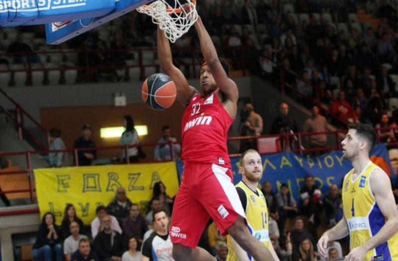 Basket League: Τραγωδία ο Ολυμπιακός στο Λαύριο!