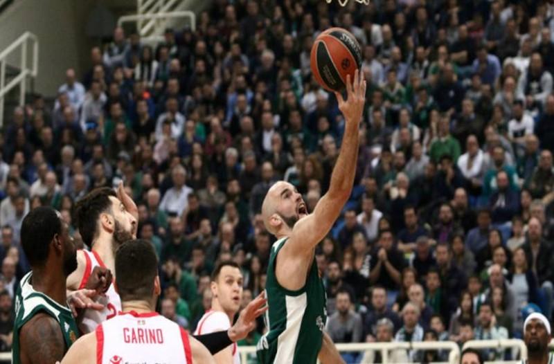 Euroleague: Για τον Θανάση, τη νίκη και την διαφορά κόντρα στην Μπασκόνια ο Παναθηναϊκός!