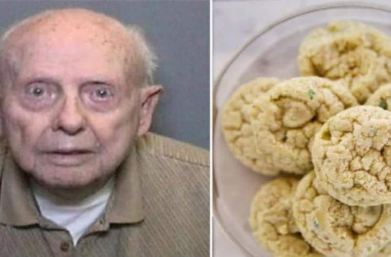 74χρονος άντρας τάισε μπισκότα με χασίς ολόκληρη την εκκλησία!