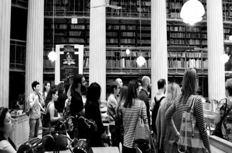 Ολονυχτία ανάγνωσης στην Αθήνα αφού είναι η Παγκόσμια Ημέρα Ποίησης!