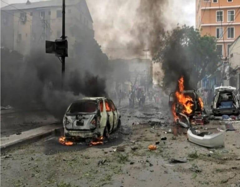 Σομαλία: Έντεκα νεκροί απο έκρηξη αυτοκινήτου