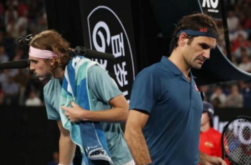 Τένις: Ήττα για τον Τσιτσιπά στο Ντουμπάι!