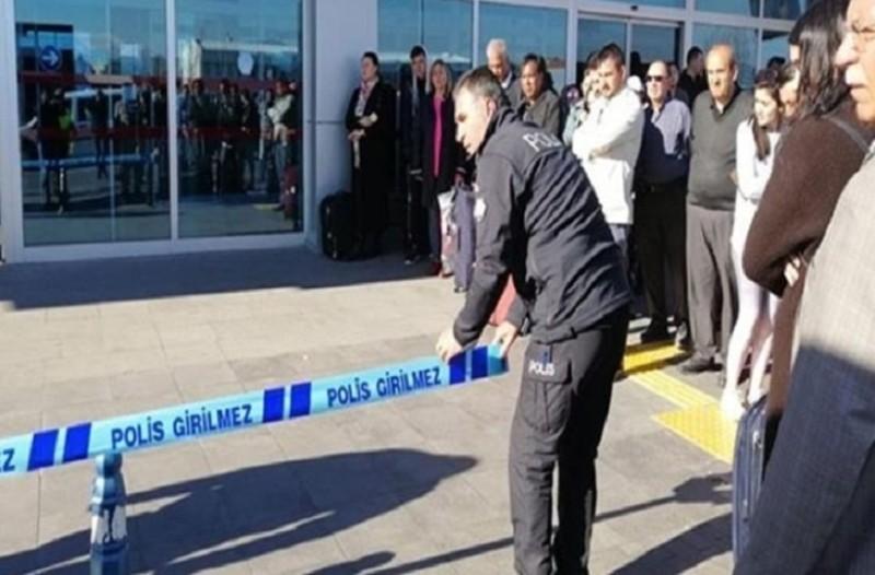 Συναγερμός στην Τουρκία: Πυροβολισμοί με τραυματίες στο αεροδρόμιο της Καισάρειας!