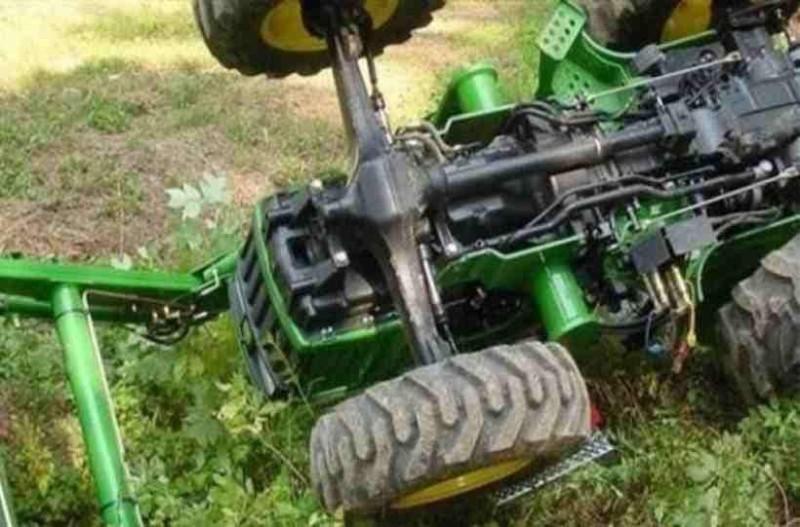 Τραγωδία στο Τζάιλο Αχαΐας: Νεκρός 52χρονος αγρότης που καταπλακώθηκε από το τρακτέρ του