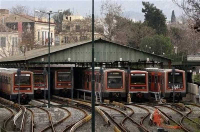 ΗΣΑΠ: Χωρίς τρένα σήμερα η Αθήνα!