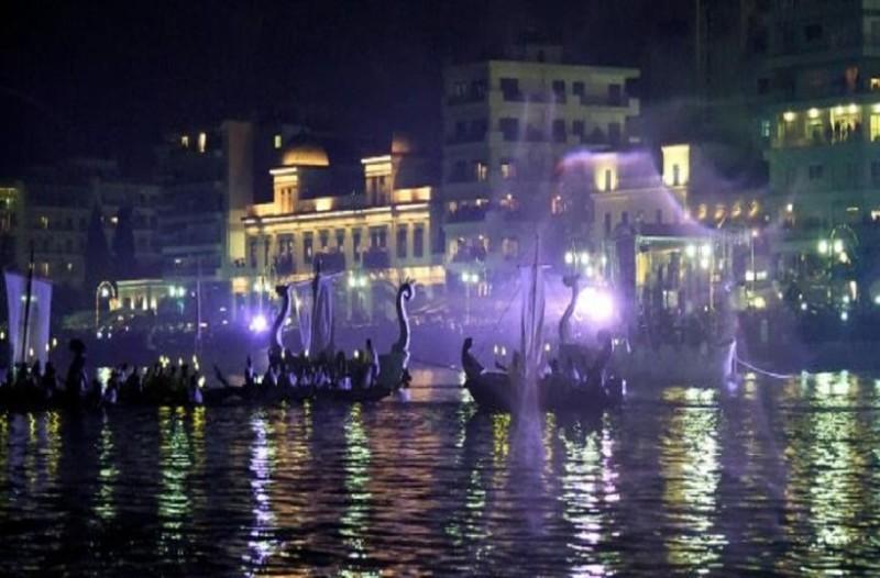 Κούλουμα 2019: Την Κυριακή το θαλασσινό καρναβάλι της Χαλκίδας -Υπερθέαμα με άρματα στο νερό!