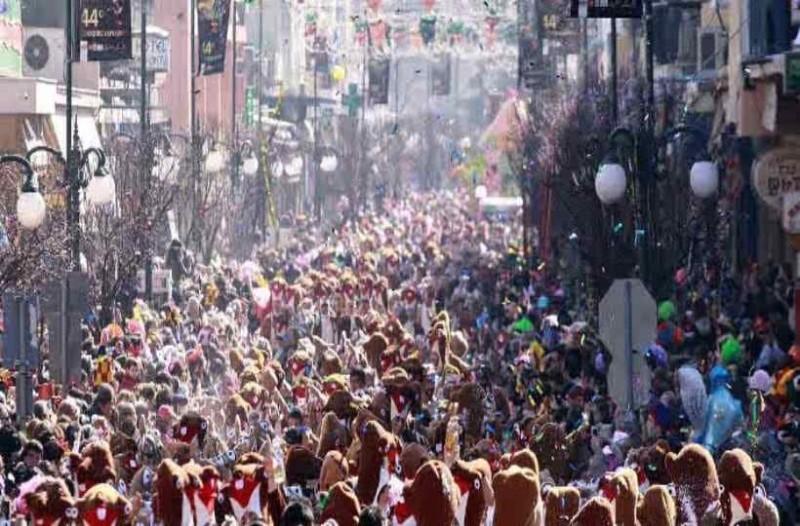 Καθαρά Δευτέρα: Κορυφώνονται οι αποκριάτικες εκδηλώσεις στην Ξάνθη