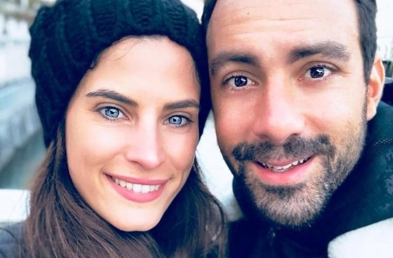Σάκης Τανιμανίδης - Χριστίνα Μπόμπα: Σε πελάγη ευτυχίας το ζευγάρι!