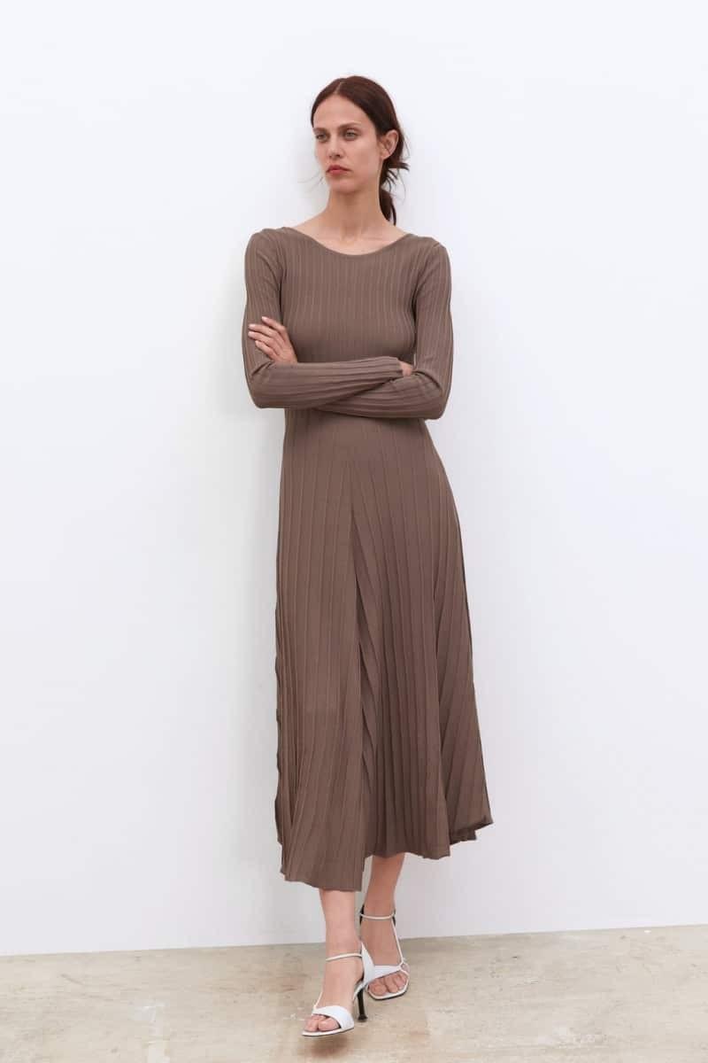 df0fef81b666 Ζara  19+1 φορέματα που πρέπει να διαλέξεις για την άνοιξη ...