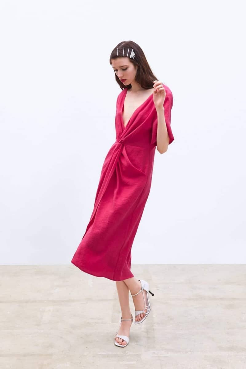 dbf9e8b220d Ζara: 19+1 φορέματα από την νέα συλλογή που θα λατρέψεις! - Γυναίκα ...