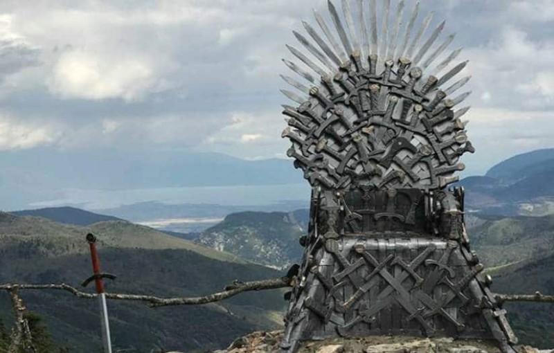 Παύλιανη: Ο θρόνος του Game of thrones βρίσκεται στην Ελλάδα!