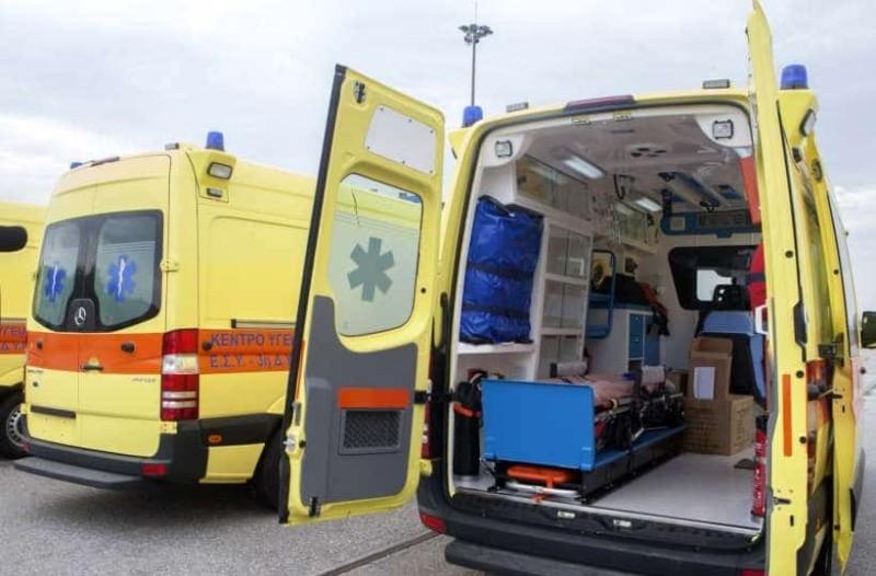 Τραυματίες από τροχαίο στη Μουδανιών! - Μεταφέρθηκαν στο νοσοκομείο!