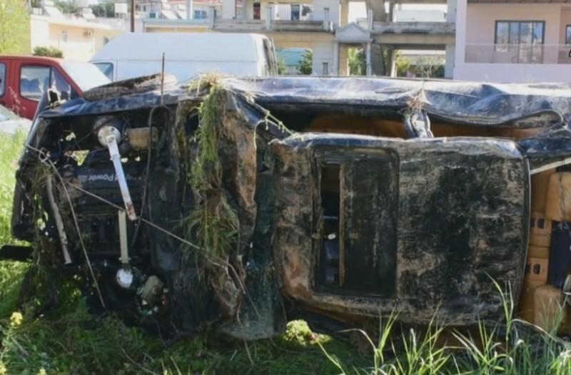 Τραγωδία στο Nαύπλιο: Σκοτώθηκε σε φοβερό τροχαίο 20χρονη κοπέλα! (Video)