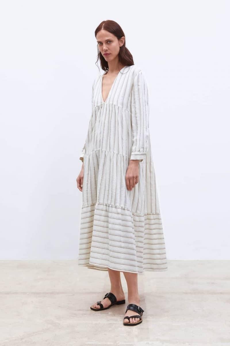 9040c0df8f24 Ζara  19+1 φορέματα από την νέα συλλογή που θα λατρέψεις! - Γυναίκα ...