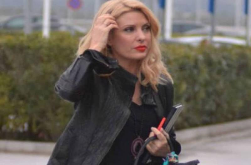 Πανικοβλημένη στον δικηγόρο της η Ελένη Μενεγάκη: Απειλείται η οικογένειά της!