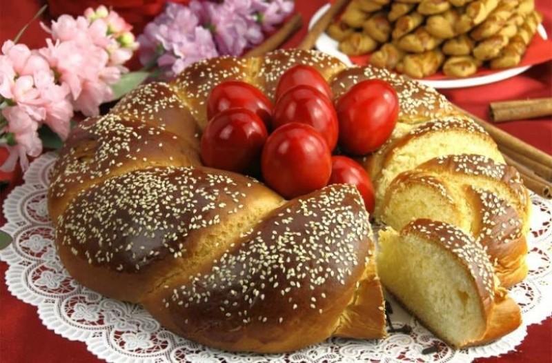 Γνωρίζετε ποιοι είναι οι συμβολισμοί για το τσουρέκι, τα αυγά και τον οβελία;