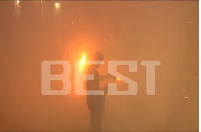 Καλαμάτα: Καρέ καρέ το video με τη θανατηφόρα σαϊτα που ''έσακσε'' σαν ρουκέτα σκοτώνοντας  τον Κώστα Θεοδωρακάκη