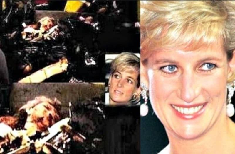 Φρίκη: Στην δημοσιότητα και νέες φωτογραφίες της νεκρής Νταϊάνα, 22 χρόνια μετά το τροχαίο!