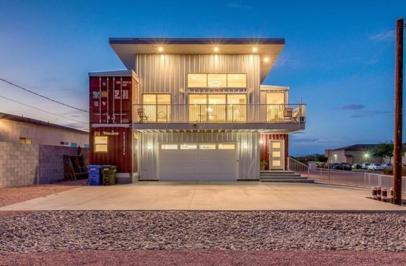 Απίστευτο: Δεν θα πιστέυετε από τι είναι φτιαγμένο αυτό το σπίτι!